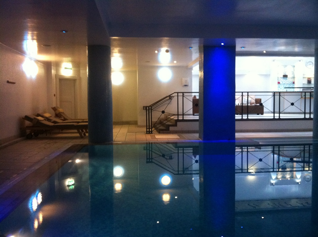 Category edinburgh spa treatments destination delicious - Luxury scottish hotels with swimming pools ...