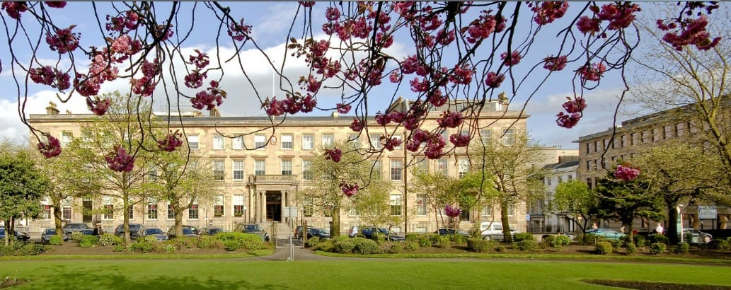 Blythswood Square Hotel, Glasgow hotel review Destination Delicious