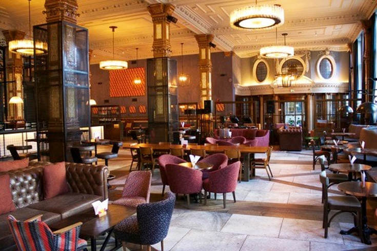 The Principal Hotel Manchester review Destination Delicious