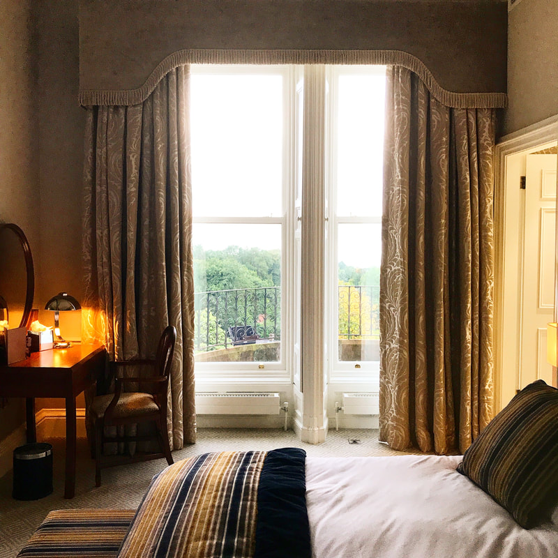 The Culloden Estate and Spa Belfast Ireland hotel review Destination Delicious