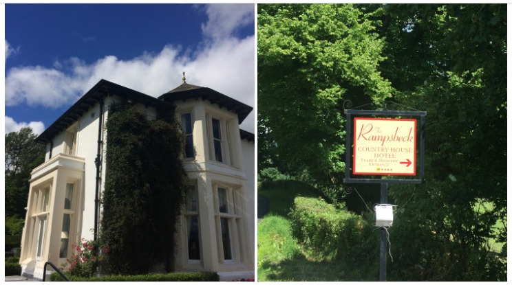 Rampsbeck Hotel review Ullswater Lake District England Destination Delicious