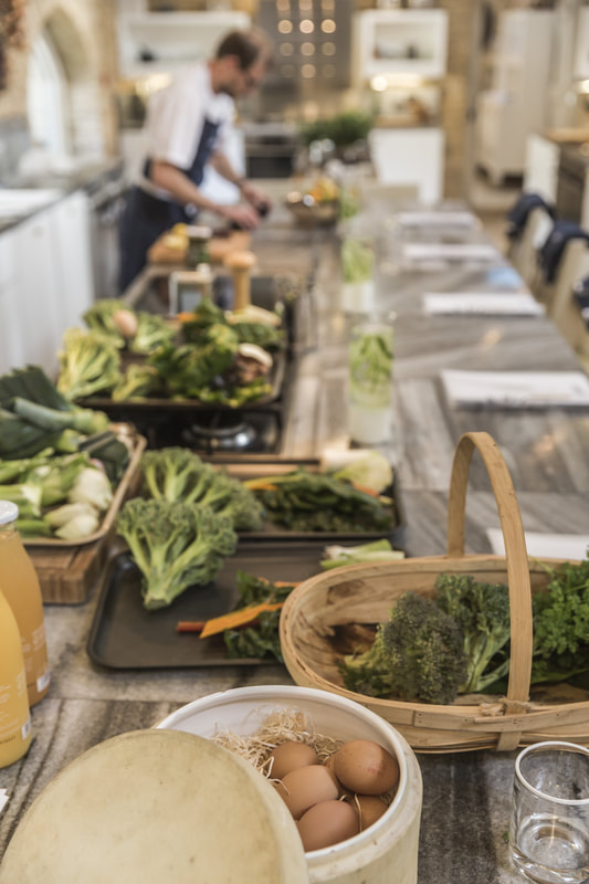 Daylesford Cookery School courses review Destination Delicious