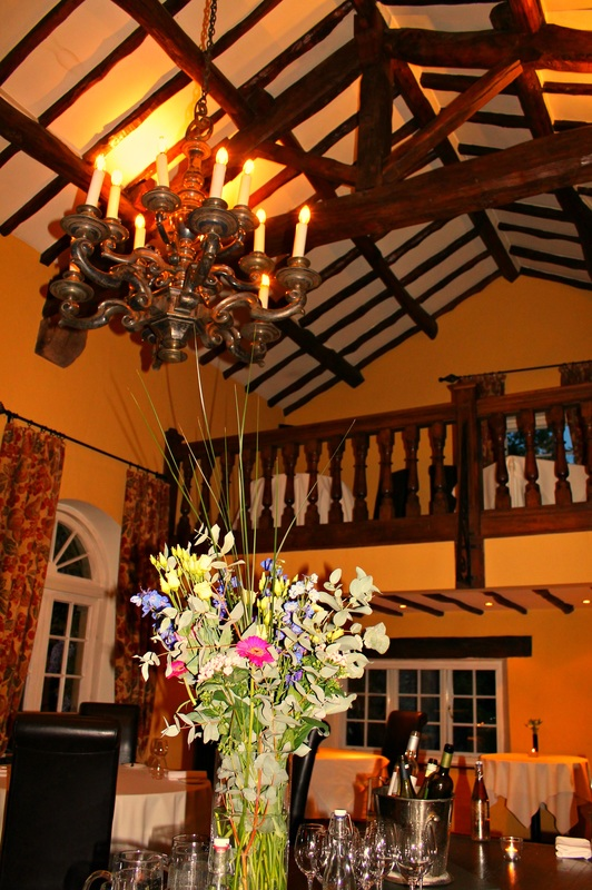Hipping Hall dining room