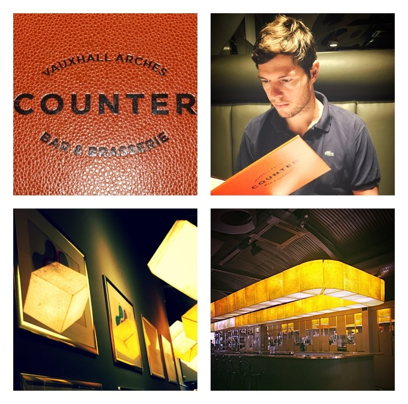COUNTER Vauxhall Arches London