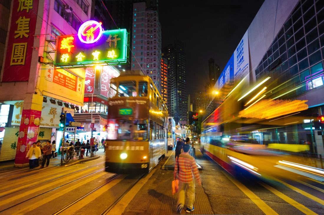 Hong Kong destination feature Destination Delicious