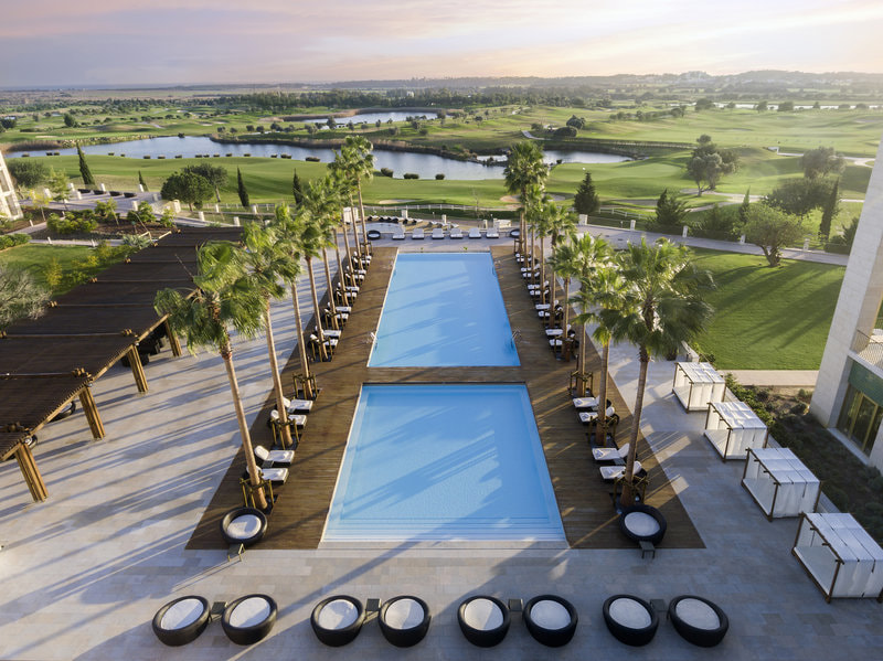 Anantara Vilamoura hotel Portugal review Destination Delicious