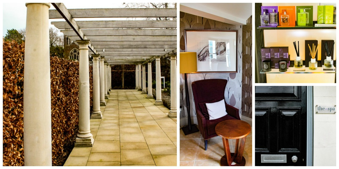 Bedford Lodge Hotel and Spa Newmarket Suffolk hotel review Destination Delicious
