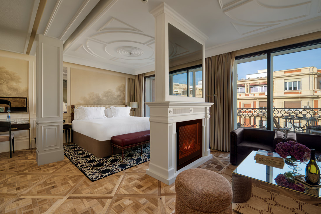 Best luxury hotels in Madrid: BLESS Hotel, Madrid
