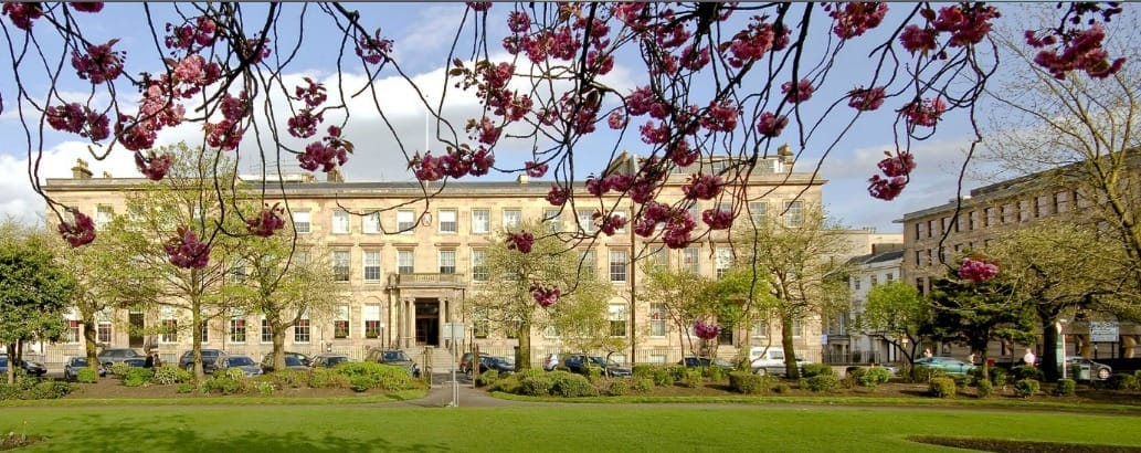 Blythswood Square Hotel Glasgow review Destination Delicious