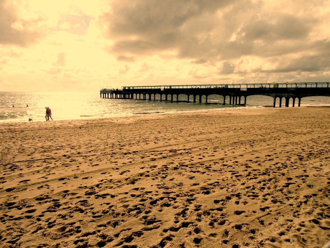 Boscombe Beach Bournemouth Destination Delicious review
