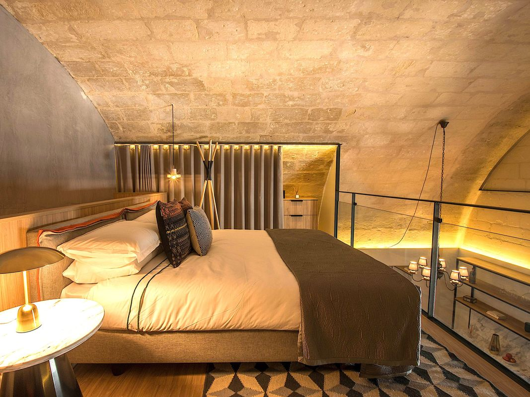 Luxury holidays in Malta - Cugo Gran Macina suite