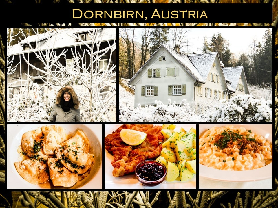 Dornbirn Austria destination feature Destination Delicious