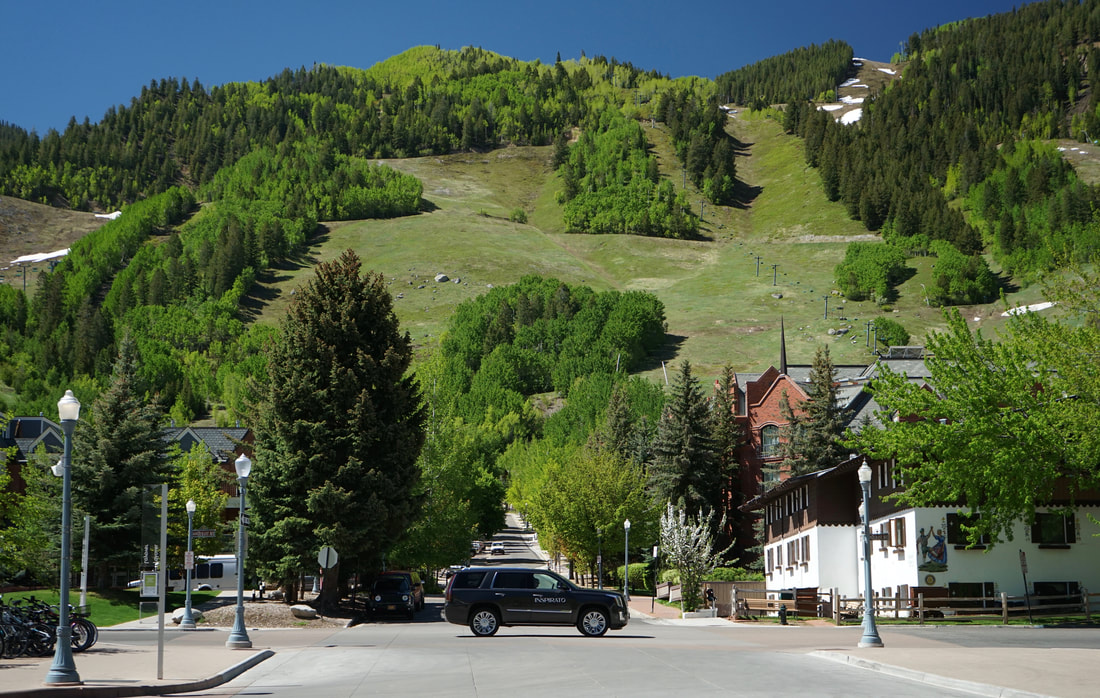 what to do during spring in Aspen