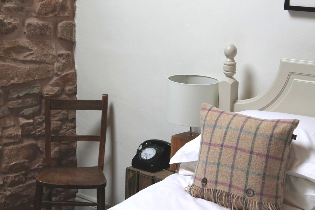 Room 19 Tudor Farmhouse Hotel Gloucestershire