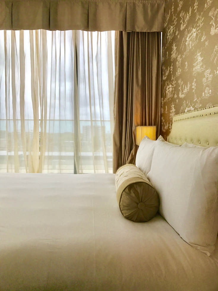 Dorsett Shepherd's Bush hotel review Destination Delicious