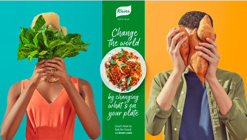 Knorr World Eat For Good Day future 50 food swaps