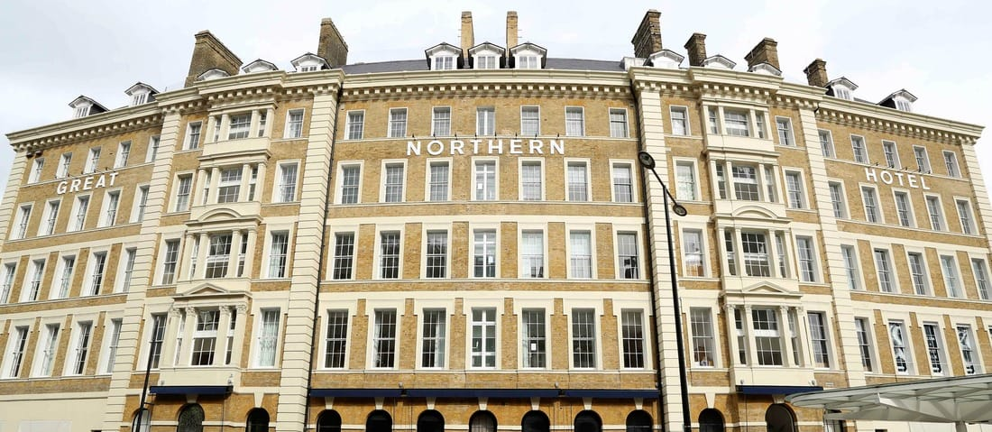 Great Northern Hotel London hotel review Destination Delicious