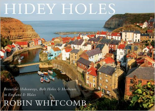 Hidey Holes by Robin Whitcomb book review by Destination Delicious