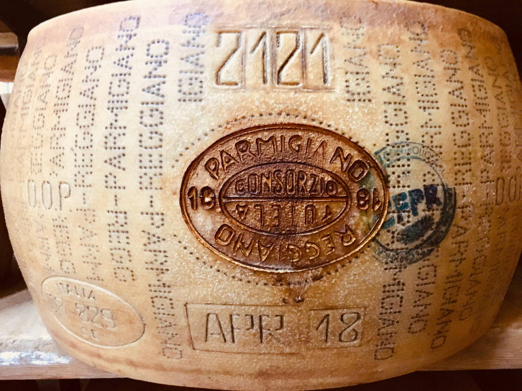 Parma city feature - Destination Delicious visits Parma the home of Parmigiano Reggiano