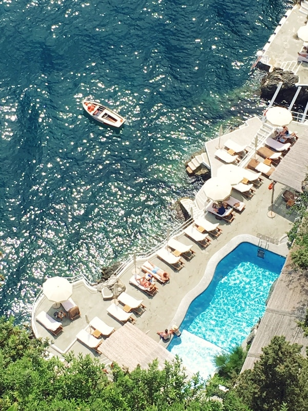 Hotel Santa Caterina, Amalfi Coast, Italy, Destination Delicious review