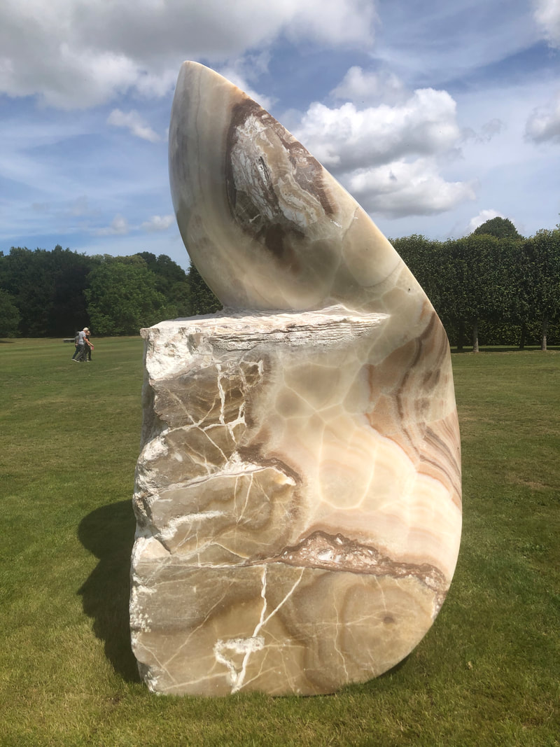 Anish Kapoor UK exhibitions: Anish Kapoor at Houghton Hall & Gardens, Norfolk