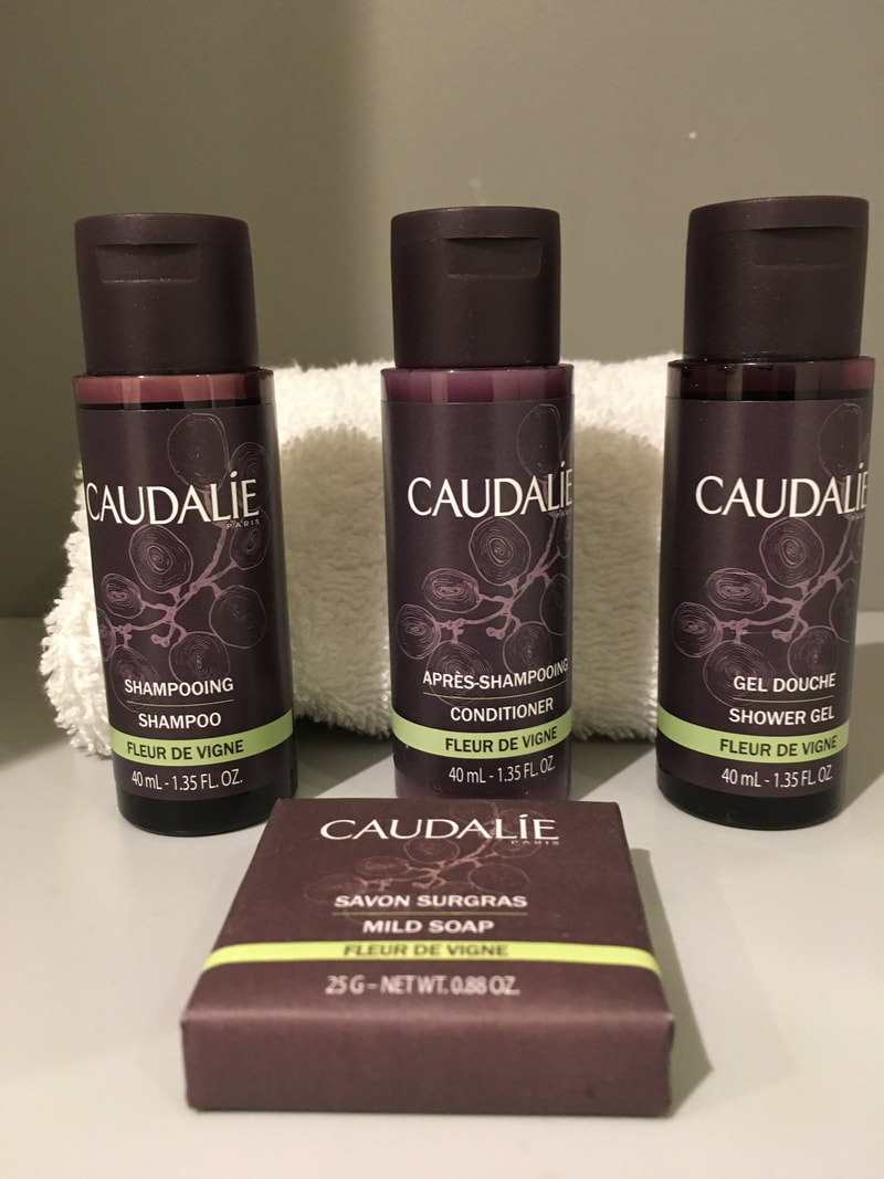 Caudalie Spa at Aztec Hotel in Bristol