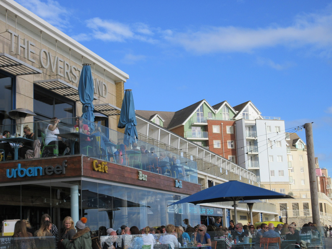 Urban Reef restaurant Bournemouth Destination Delicious review