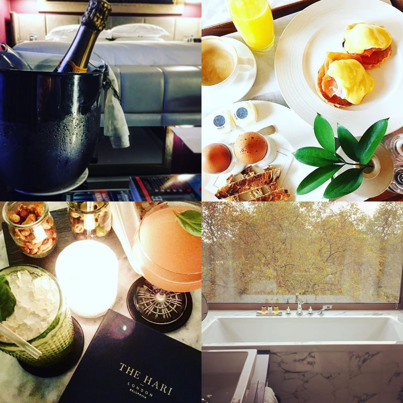 The Hari Hotel London hotel review Destination Delicious