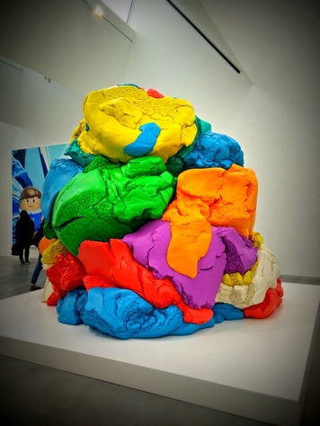 Jeff Koons: Now exhibition at Newport Street Gallery London review