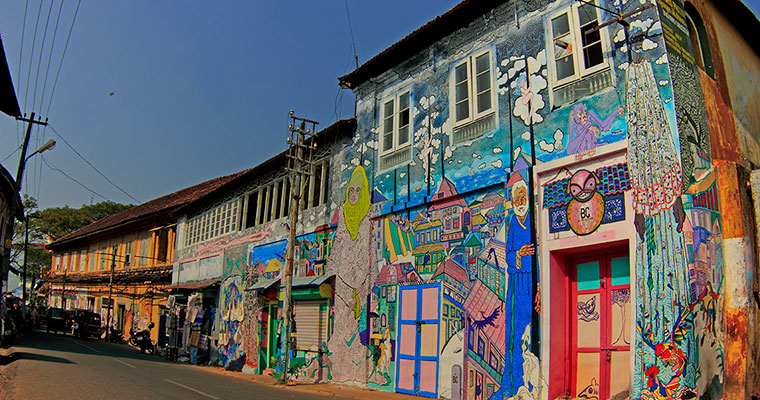 Kochi Biennale review Destination Delicious