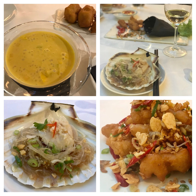 Best Chinese restaurants in London Knightsbridge - Le Chinois at the Millenium Hotel Knightsbridge