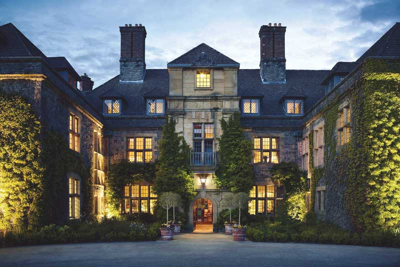 Hotel review: Llangoed Hall Wales