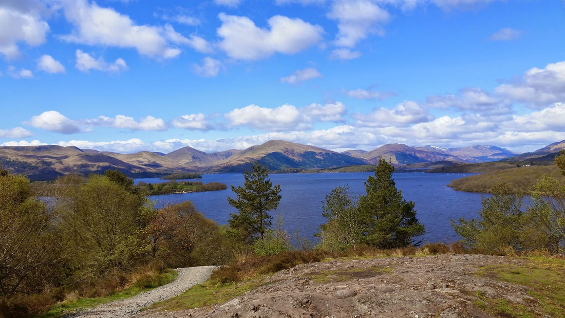 Loch Lomond Scotland holidays
