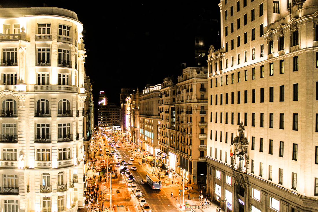Shopping in Madrid - Madrid Gran Via
