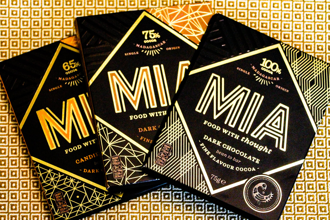 MIA luxurious Madagascan chocolate