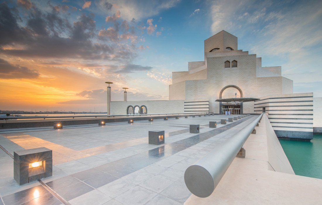 Museum of Islamic Art Qatar Destination Delicious