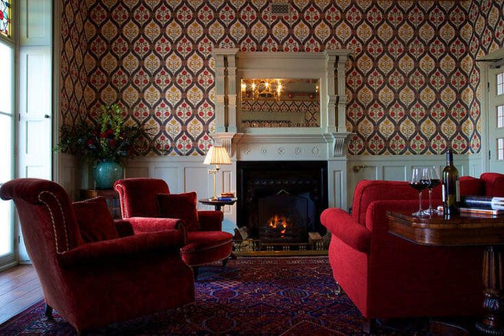 Best luxury hotels in Devon: Highbullen Hotel, North Devon