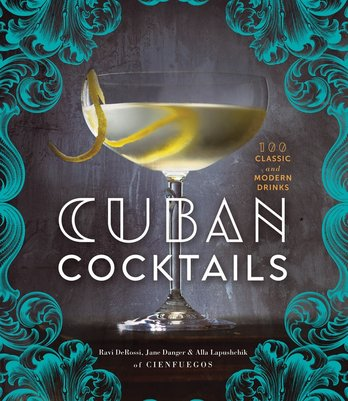 Cuban Cocktails drinks book