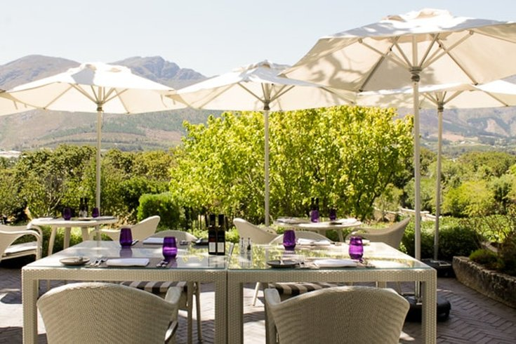 The Dining Room at Leeu Estates, Leeu Collection, Franschhoek, South Africa review Destination Delicious