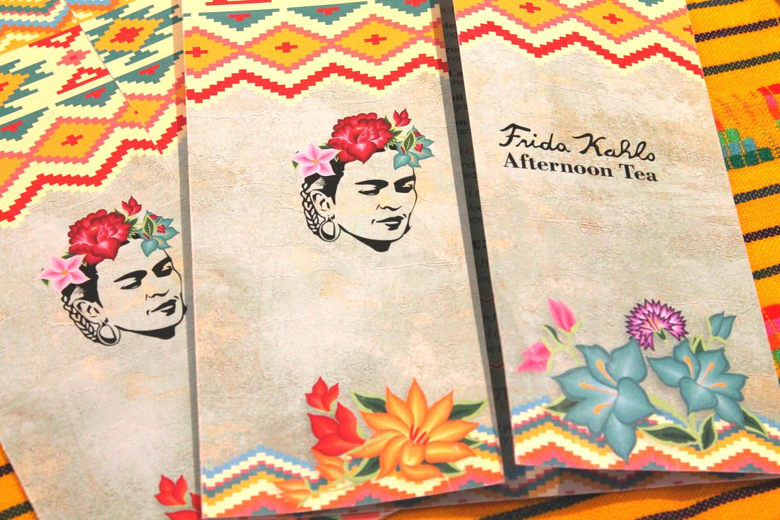 Frida Kahlo afternoon tea at The Franklin London
