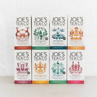 Best organic teas - Joe's Tea Co