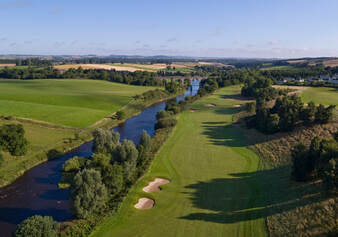 Golf weekend breaks in the Scottish Borders - The SCHLOSS Roxburghe Hotel & Golf Course