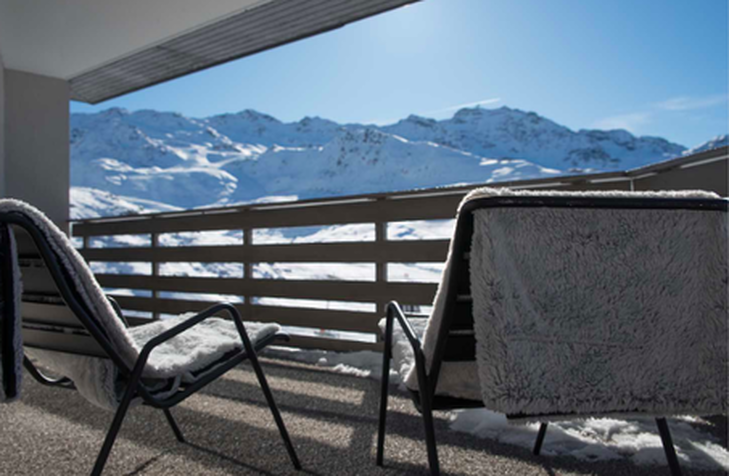 Best ski resorts in Val Thorens - Fahrenheit Seven