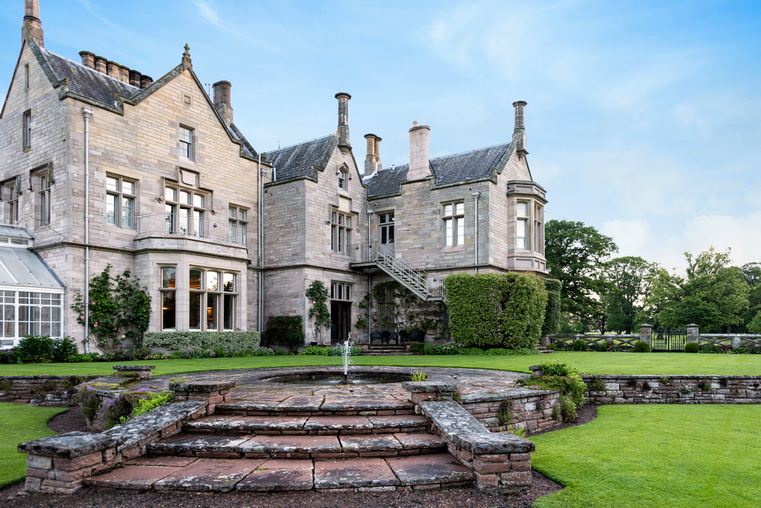 Best hotels in the Scottish Borders - The SCHLOSS Roxburghe Hotel & Golf Course