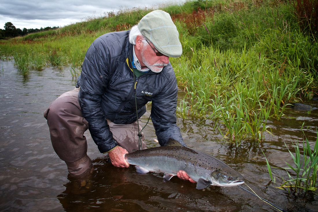 Fishing weekend in the Scottish Borders - The SCHLOSS Roxburghe Hotel & Golf Course