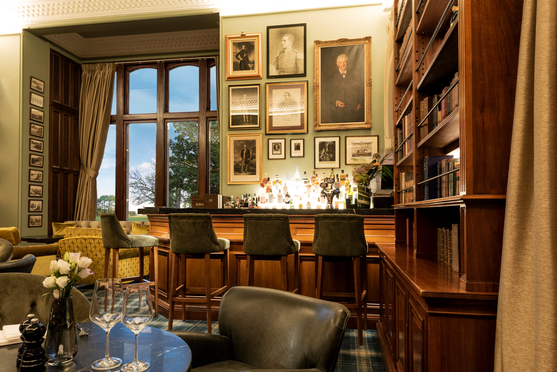Best hotel restaurants in the Scottish Borders - The SCHLOSS Roxburghe Hotel & Golf Course