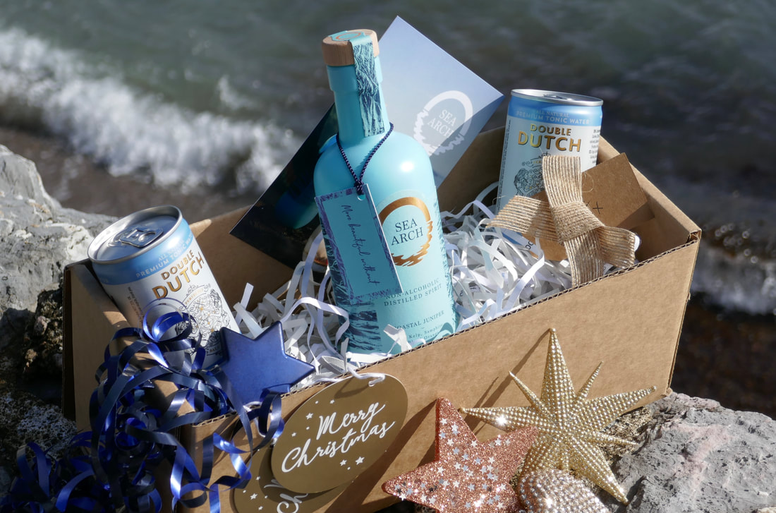 The best non-alcoholic gins - Introducing the Sea & T range from Sea Arch
