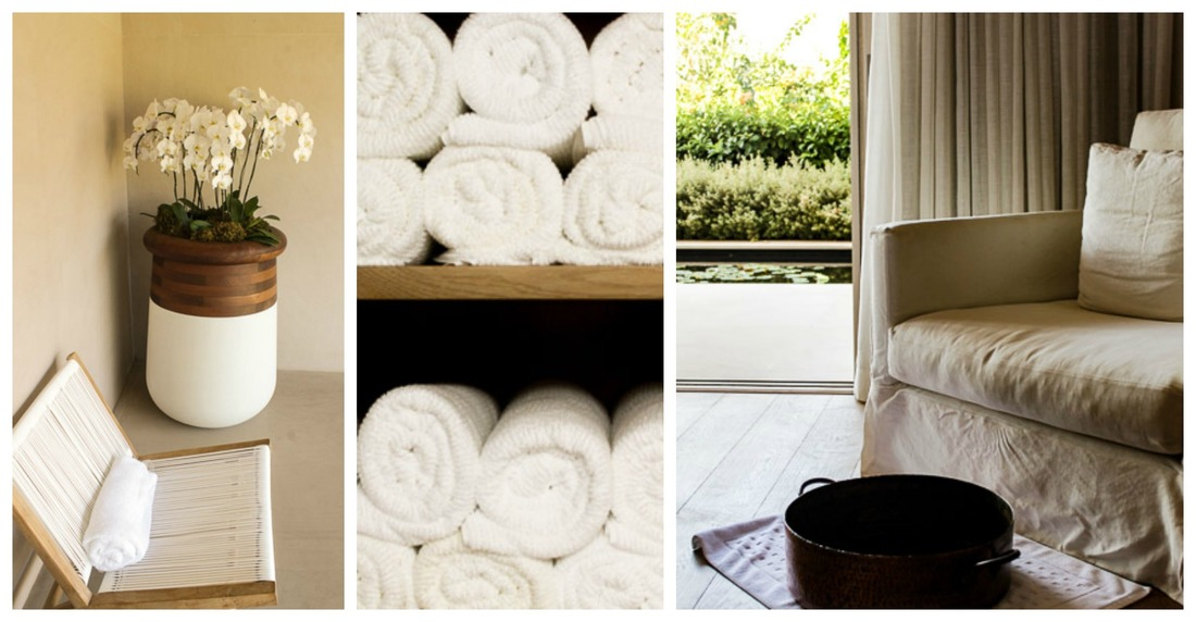 The Spa at Leeu Estates Leeu Collection Franschhoek South Africa review Destination Delicious