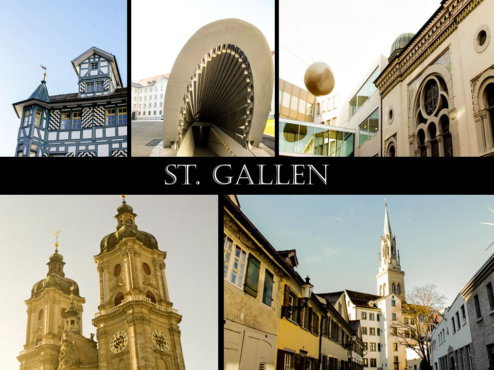 St Gallen Switzerland Destination Delicious review