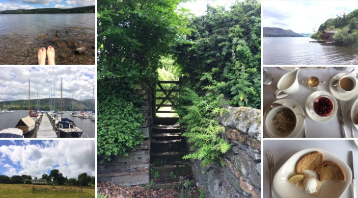 Ullswater Lake District England destination review Destination Delicious